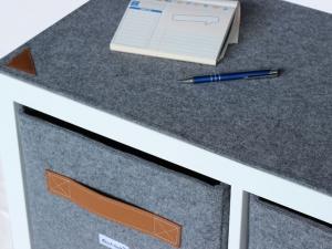 Tischauflagen und Deko