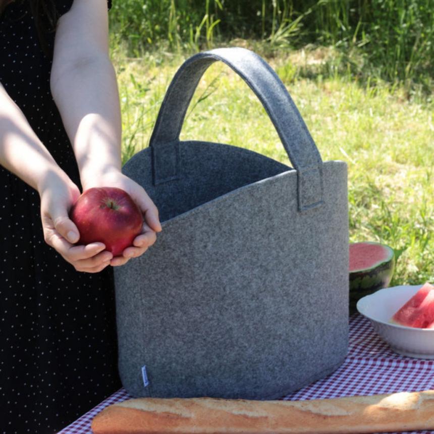 Picknick filztasche