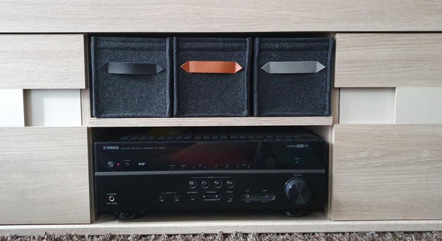 Bluray Korb, Bluray Aufbewahrung, Blu-ray Box
