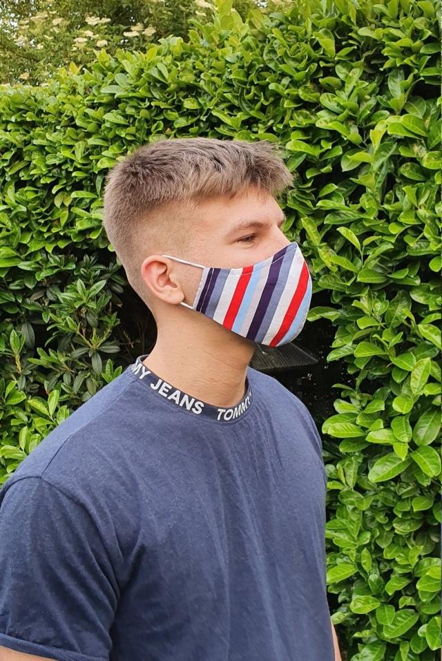 Mundschutz für Schüler