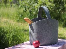 Einkaufstasche Picknickkorb Strandtasche Shopper