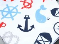 Mundschutz Maritim