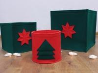 Weihnachtskörbe