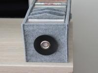 filzkorb für cds