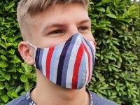 Behelfs-Mund-Nasen-Maske - Schüler
