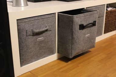 praktische boxen. Black Bedroom Furniture Sets. Home Design Ideas